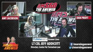 Download Chicago's Morning Answer - Lt Col Jeff Addicott - November 29, 2016 Video