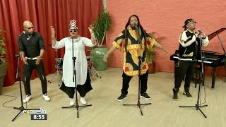 "Download Bongo Maffin Performs ""Gimme Joy"" Video"