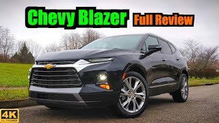 Download 2019 Chevy Blazer: FULL REVIEW + DRIVE | Introducing the Camaro Crossover! Video