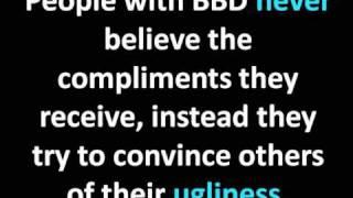 Download Body Dysmorphic Disorder Video