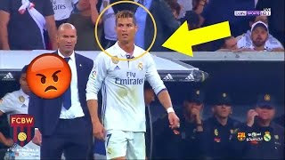 Download When Cristiano Ronaldo Gets Angry   Fights & Angry Moments 2017 Video