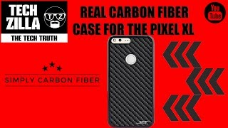 Download Google Pixel XL Simply Carbon Fiber Case Review Video