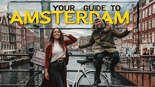 Download HOW TO TRAVEL AMSTERDAM in 2019 Video