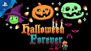 Download Halloween Forever - Launch Trailer   PS4, PS VITA Video
