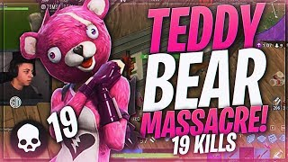 Download TSM Myth - TRAGIC TEDDY BEAR MASSACRE!! (Fortnite BR Full Match) Video