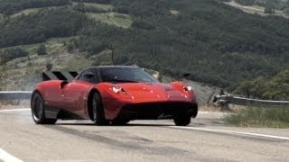 Download Pagani Huayra: Test Drive in Italy - /CHRIS HARRIS ON CARS Video