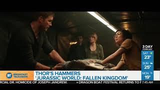 Download Thor's Hammers: Jurassic World: Fallen Kingdom Video