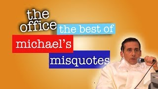 Download Best of Michael's Misquotes - The Office US Video