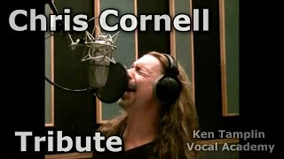 Download Chris Cornell - Tribute - Audioslave - Soundgarden - Ken Tamplin Video