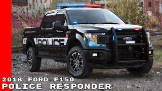 Download 2018 Ford F150 Police Responder Video