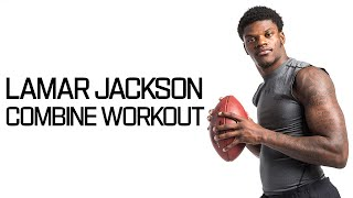 Download Every Lamar Jackson Throw During Workout! | NFL Combine Highlights Video