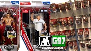 Download WWE Elite 50 MOC Pics - Wrestlemania Store - Amazon Exc. | Wrestling Figure Observer Podcast #32 Video