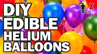 Download DIY Edible Helium Balloons - Man Vs Pin #114 Video