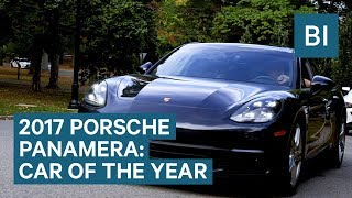 Download The Porsche Panamera Is Our Car Of The Year Video