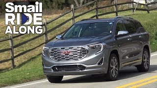 Download 2018 GMC Terrain Denali - Review and Test Drive - Smail Ride Along Video