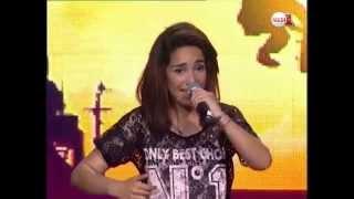 Download Big Up- مغرب المواهب: كلمات مؤثرة القتها سناء من خلال أدائها لأغنية الراب Video