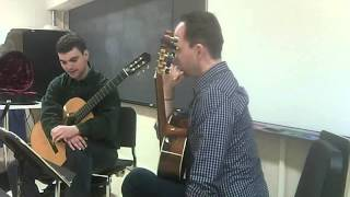 Download Denis Azabagic teaches Prelude from Lute suite no 4 BWV 1006a by J S Bach Video