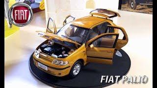 Download Miniatura Fiat Palio 1:18 Video
