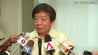 Download Khaw Boon Wan on video posted by Malaysia Transport Minister on airspace issue Video
