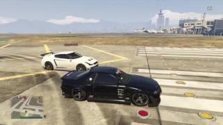 Download GTA 5 Annis Elegy vs Elegy Retro custom ( nissan GTR vs nissan skyline) Video