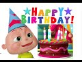 Download Happy Birthday Song | Videogyan 3D Rhymes | Nursery Rhymes For Children Video