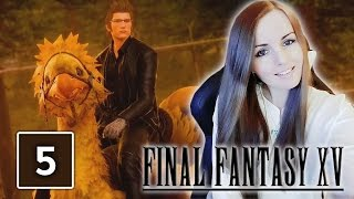 Download Christmas With Suzy   Final Fantasy XV Side Quests Gameplay - Part 5 Video