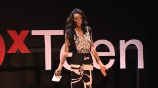 Download My story is painted on my body | Chantelle Brown-Young | TEDxTeen Video