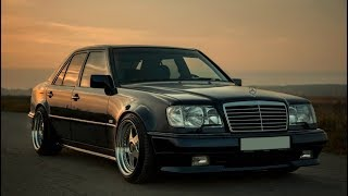 Download Mercedes Benz W124 500E Widebody Build Project Video