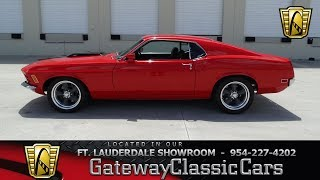 Download 536-FTL 1970 Ford Mustang Video