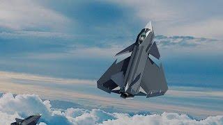 Download Russian top advanced secret military aircraft Video