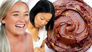 Download We Tried To Make A Zero Waste Chocolate Cake • Goodful Video