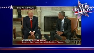 Download Trump And Obama, Sitting In DC, A-W-K-W-A-R-D Video
