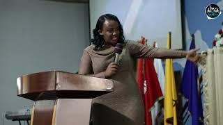 Download Pastor Julienne KABANDA yigisha ″UMUSORE UNEZEZA UMUTIMA W' IMANA″ Video
