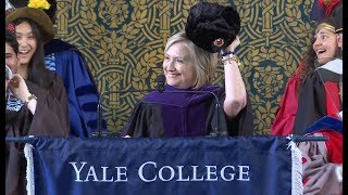 Download Hillary Rodham Clinton, 2018 Yale Class Day Speaker Video