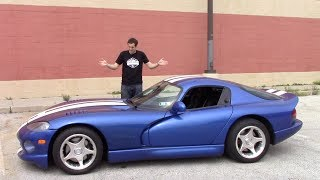Download I Sold My Dodge Viper: Wrapping Up a Year With My Viper Video