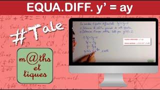 Download Résoudre une équation différentielle du 1er ordre (1) Video
