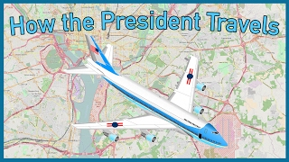 Download The US President's $2,614 Per Minute Transport System Video