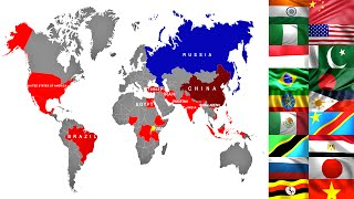 Download Future World Populations (2050) Video