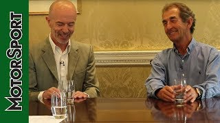Download Steve Parrish: Talk Show in association with Motor Sport Video