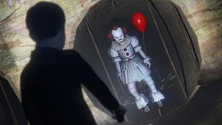 Download GTA 5 Mods - IT MOVIE PENNYWISE MOD!! GTA 5 Pennywise Mod Gameplay! (GTA 5 Mods Gameplay) Video