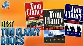 Download 10 Best Tom Clancy Books 2018 Video