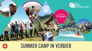 Download International Summer Camp in Switzerland Video