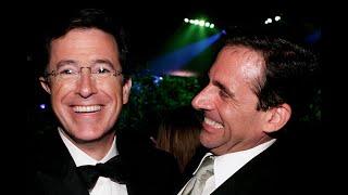 Download Best of Steve Carell & Stephen Colbert Together Video