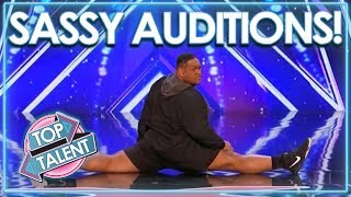 Download Sassiest Auditions From Got Talent, X Factor & Idols WORLDWIDE!   Top Talent Video