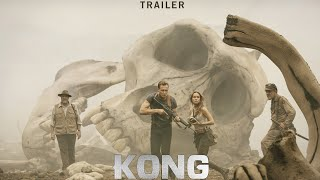 Download KONG : SKULL ISLAND Comic-Con Trailer Video