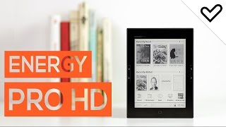 Download Energy eReader Pro HD: la recensione di HDblog.it Video