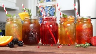 Download 5 Refreshing Iced Tea Recipes Video