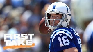Download Stephen A. Smith calls Colts 'Disgraceful' | First Take | ESPN Video