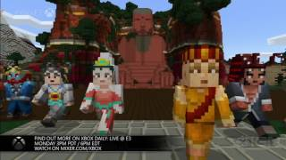 Download Minecraft Better Together Update Trailer - E3 2017: Microsoft Conference Video