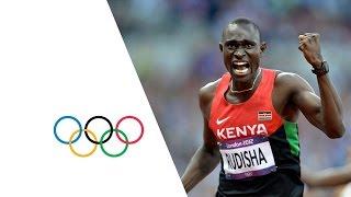 Download Rudisha Breaks World Record - Men's 800m Final | London 2012 Olympics Video